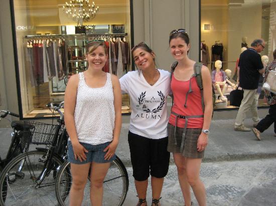 FlorenceTown: yay bike tours!