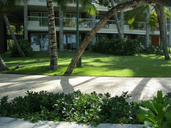 Barcelo Bavaro Palace Deluxe: Pathway in resort