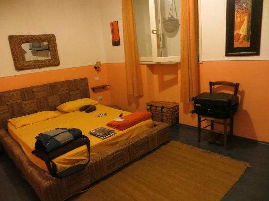 La Pennichella Sorrentina: The room I stayed in.