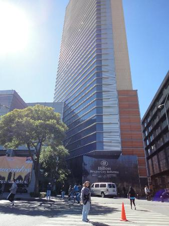 hilton mexico city reforma amp me picture of hilton mexico