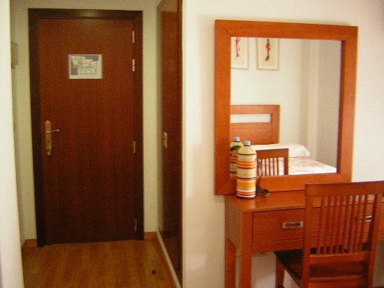 Hotel Balneario de Fuencaliente: Habitación