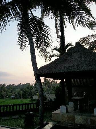 Wapa di Ume Resort and Spa: Sunset