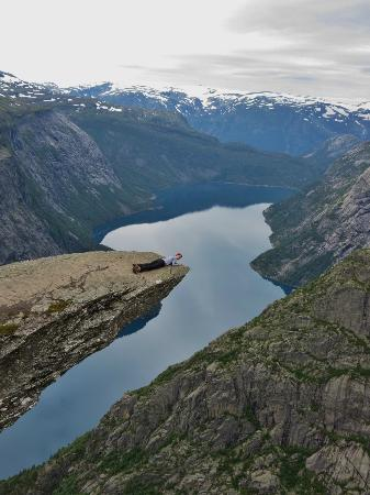 Odda, Norwegia: Take a look over