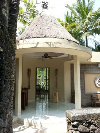 Wapa di Ume Resort and Spa: Spa Centre