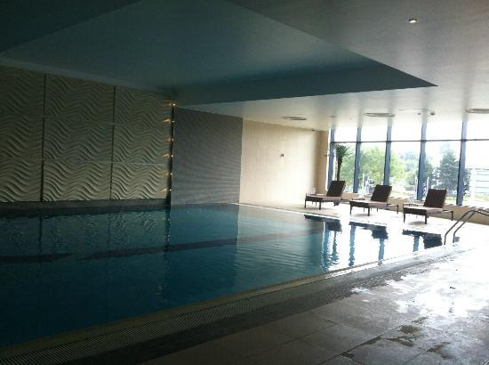 Indoor Swimming Pool Picture Of Holiday Inn Reading M4 Jct 10 Winnersh Tripadvisor