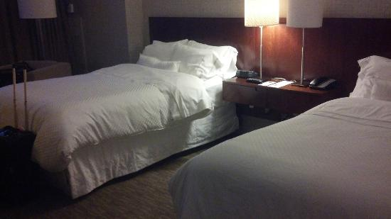 The Westin Cincinnati: Bed