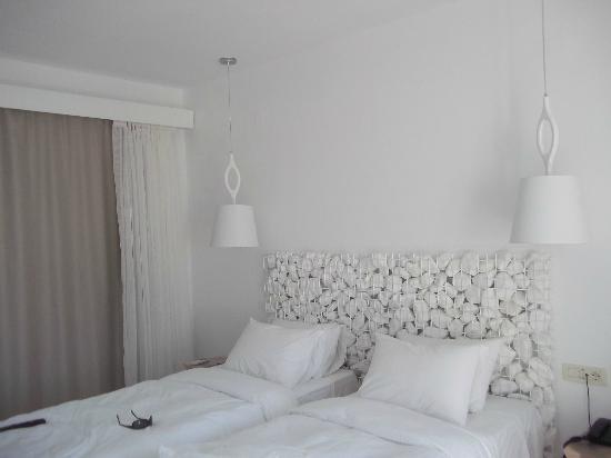 Myconian K Hotels: Habitacion