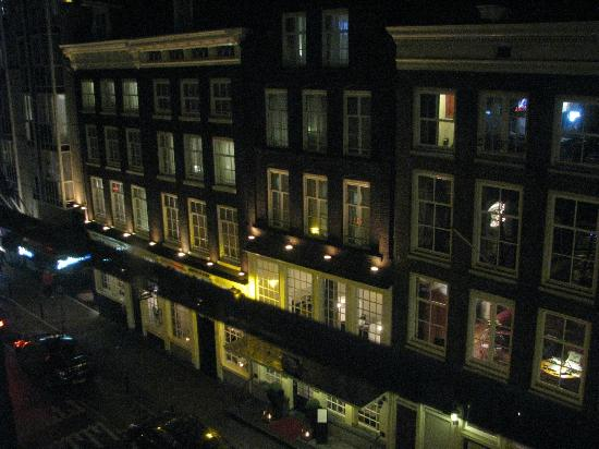 Radisson Blu Hotel, Amsterdam: View from 3rd floor