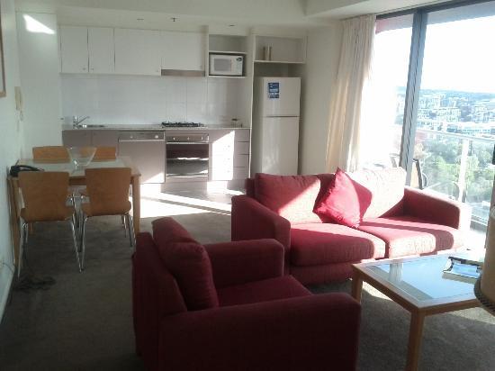 Oaks Felix: Lounge