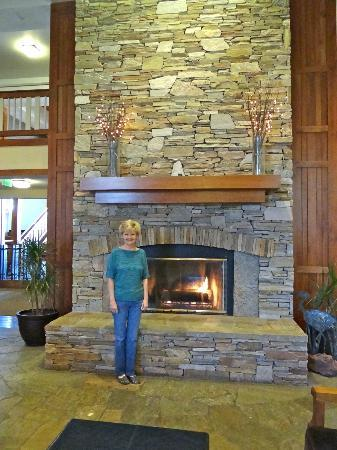 Running Y Ranch Resort: Love the lobby