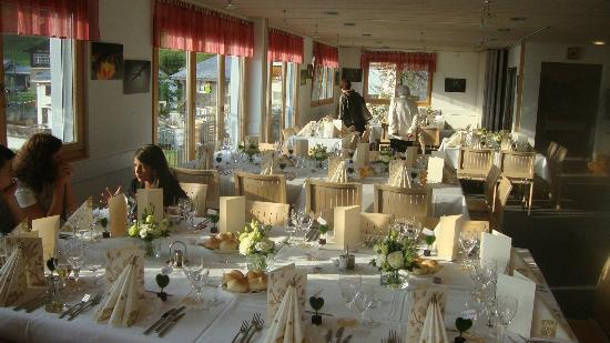 Hotel Mira Todi: Wedding Reception