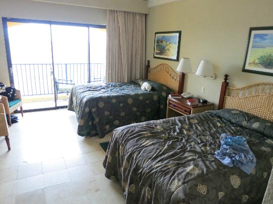 The Royal Sea Aquarium Resort: Bedroom