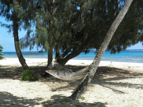 Yasawa Island Resort and Spa: Your own private hammock awaits.