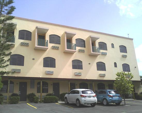 The Fajardo Inn: Main building