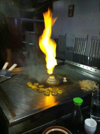 Komasa: Onion volcano