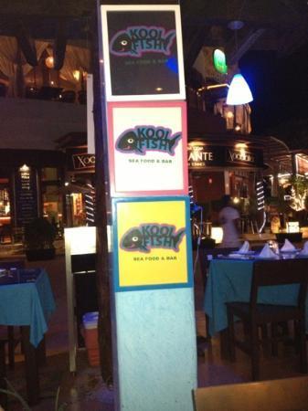Kool Fish Restaurant: Kool Fish!