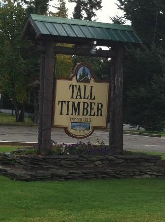 Tall Timber Lodge: Tall Timber