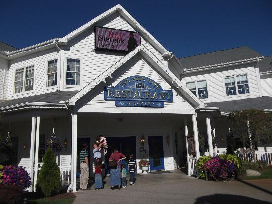 Great Gift Shop Picture Of Blue Gate Restaurant And