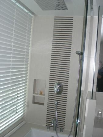 Sukhumvit 12 Bangkok Hotel & Suites : 1206 Rainforest Shower