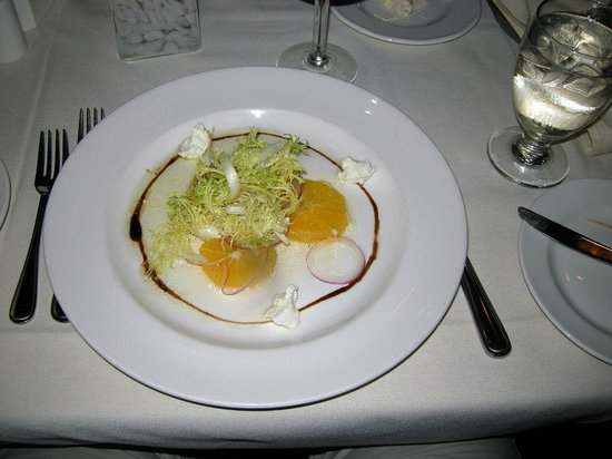 Amici: Salad with Orange