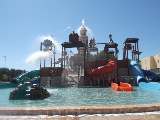 Port d'es Torrent, Spain: water park