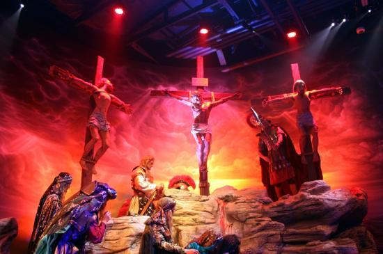 Holy Land Experience: Wax museum