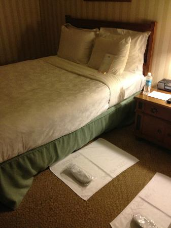 The Langham, Boston: Turndown Service