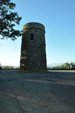Scargo Tower : Scargo Hill Observation Tower