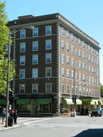Hawthorne Hotel: Centrally Located