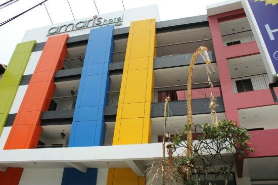 Amaris Hotel Legian: First impression of hotel.