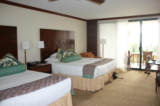 Grand Hyatt Kauai Resort & Spa: Room6130