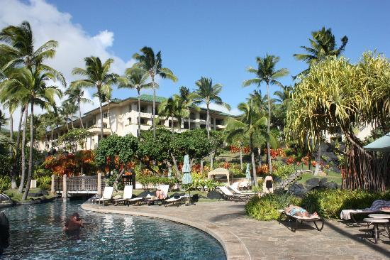 Grand Hyatt Kauai Resort and Spa: Lower Pool