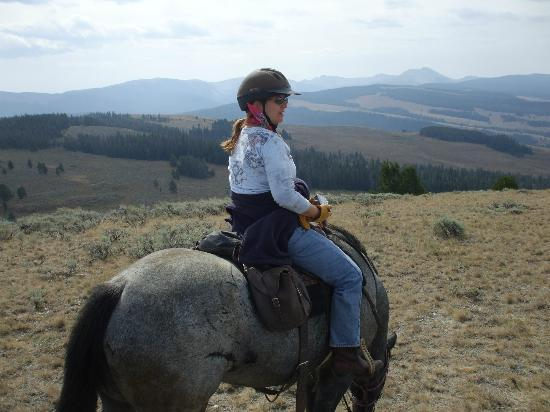 Covered Wagon Ranch: A day of great riding