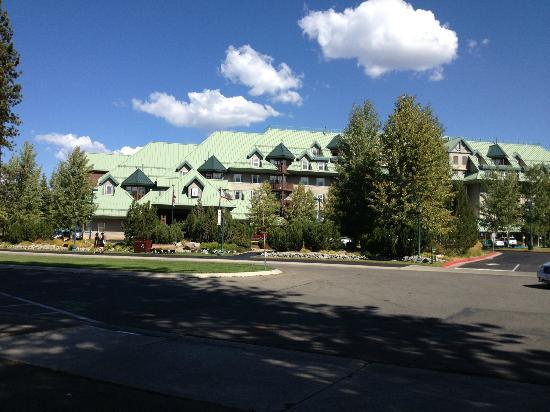 Lake Tahoe Vacation Resort: View of Property
