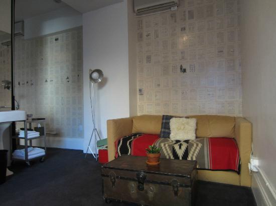 Ace Hotel Portland: Room 301