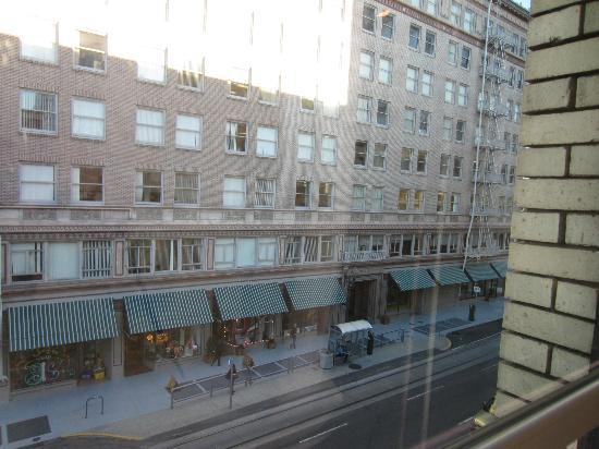 Ace Hotel Portland: View from room 301