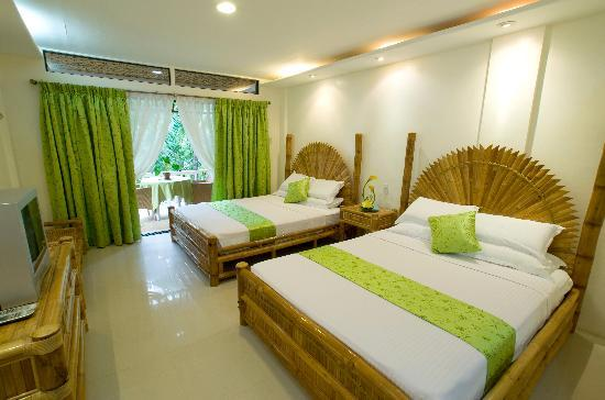 Malapascua Exotic Island Dive & Beach Resort: Super Deluxe Room