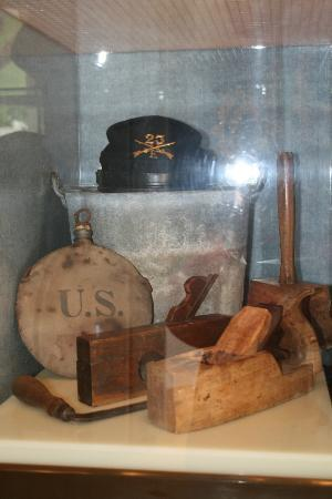 Fort Mackinac: Relics from the past