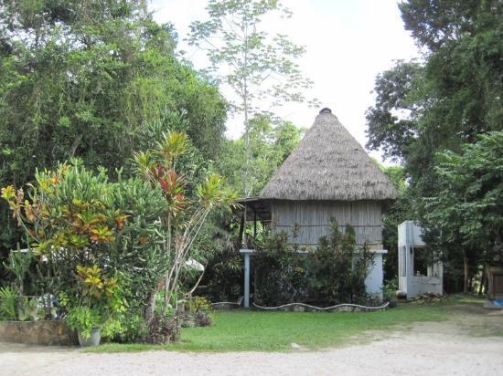 Jaguar Inn Restaurant: The grounds