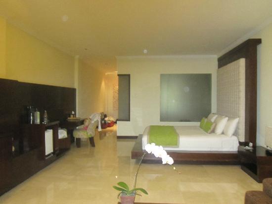 Kamuela Villas and Suite Sanur : Room