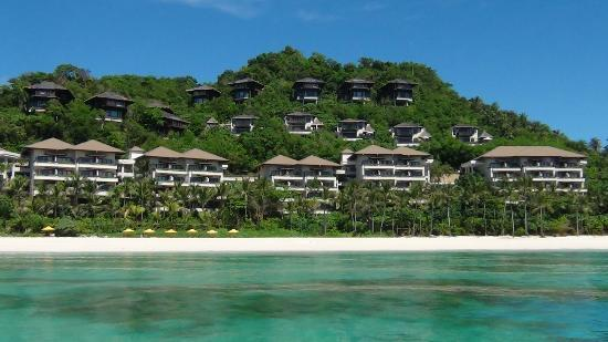 Shangri-La's Boracay Resort & Spa: the property