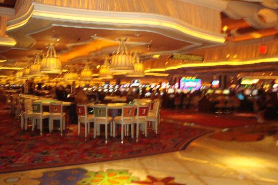 Wynn Las Vegas: Casino