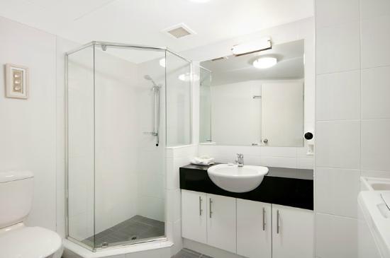 Maldives Resort: Superior bathroom