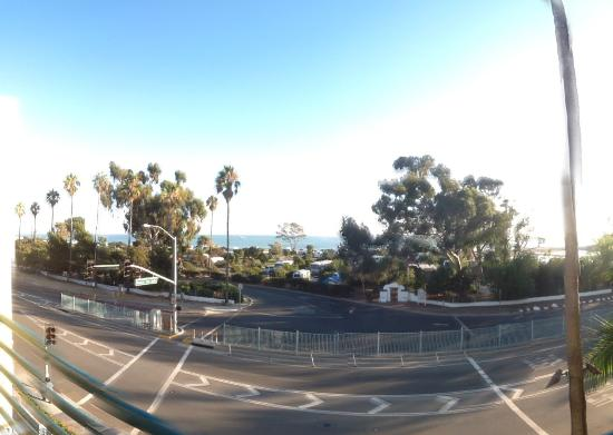 DoubleTree Suites by Hilton Doheny Beach - Dana Point: View from our room