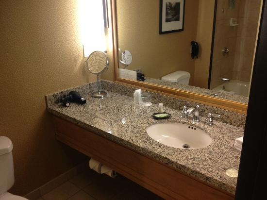 The Westin Westminster: Bathroom