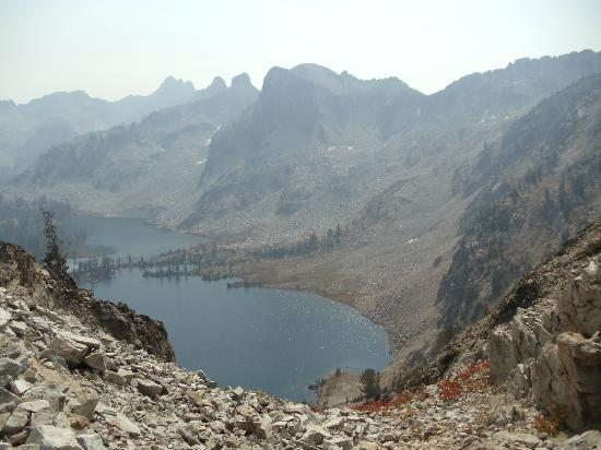 Sawtooth Wilderness Area: Toxaway Loop