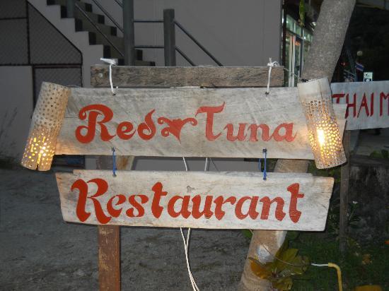 PP Red Tuna: l'Insegna