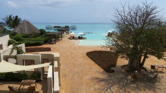 Essque Zalu Zanzibar: Pool View