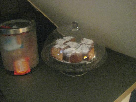 Boogaard's Bed and Breakfast : amazing apple cake