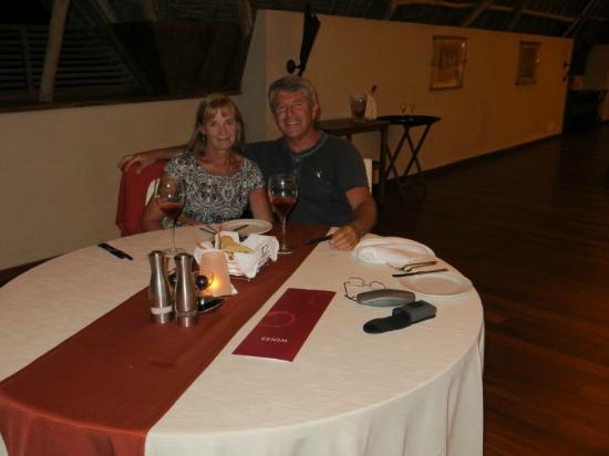 Essque Zalu Zanzibar: Fine Dining Restaurant